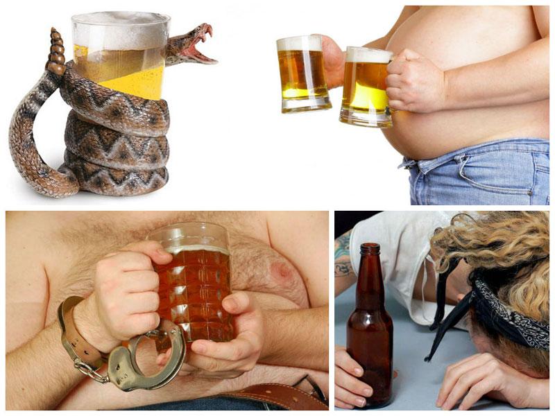 10 4 Пивной алкоголизм: чем опасен?