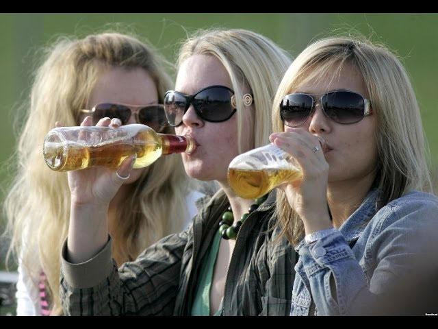 12 4 Как бросить пить пиво каждый день женщине?