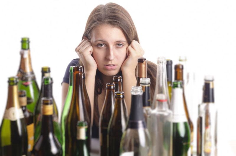 8 6 Женский алкоголизм: симптомы и признаки