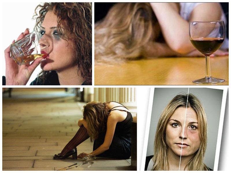 8 8 Женский алкоголизм: симптомы и признаки