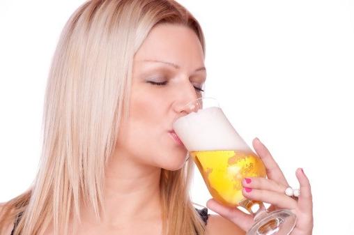 115 Как бросить пить пиво каждый день женщине?