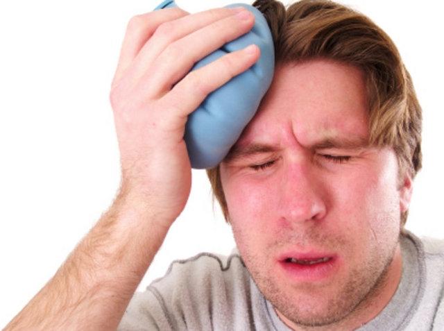 915 6 С похмелья болит голова