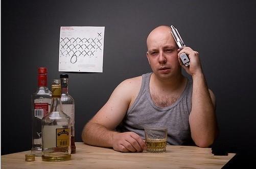 Депрессия после алкоголя: что делать