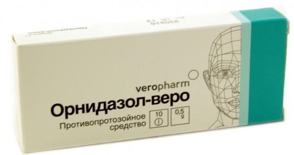 ornidazol vero 0 Орнидазол и алкоголь   совместимость без последствий