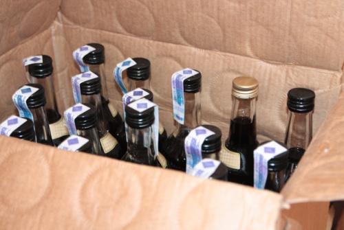 11 Курская область стала точкой производства паленого спиртного