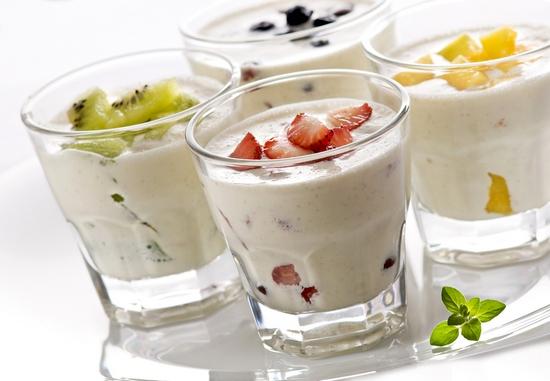 йогурты с живыми культурами