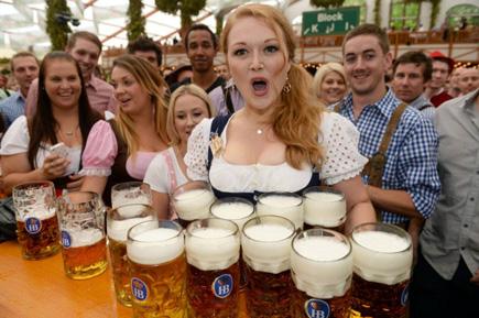 Растёт ли грудь от пива: растут сиськи-2