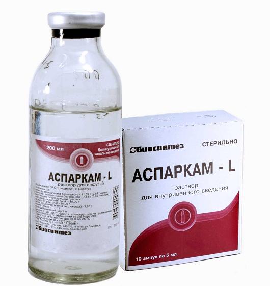 Аспаркам правка1 Аспаркам с алкоголем: насколько совместимы?